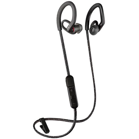 Plantronics BackBeat FIT 350 Wireless Headphones, Stable, Ultra-Light, Sweatproof in Ear Workout Headphones