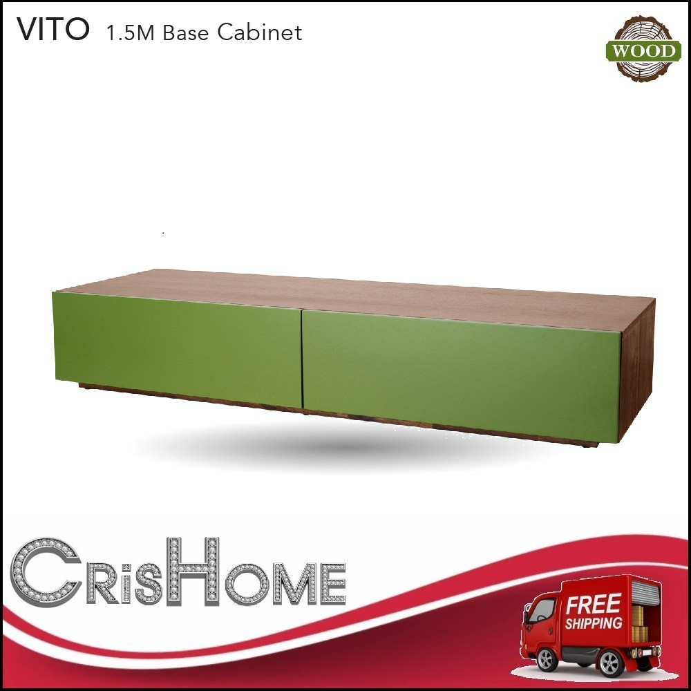 CrisHome - Vito 1.5m Tv Base Cabinet - Free Shipping to West Malaysia