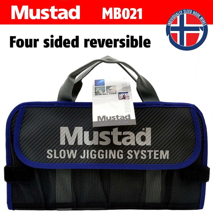 Brand New Mustad MB021 Small Jig Pouch