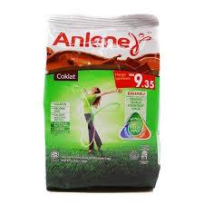 Exp 02/06/2020* Anlene Regular Chocolate (250gm) RSP 9.35 | Shopee ...