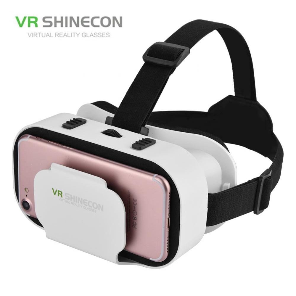 Glasses Virtual Reality 3D VR Glasses Box For iPhone/Samsung/Huawei Xiaomi  Phone