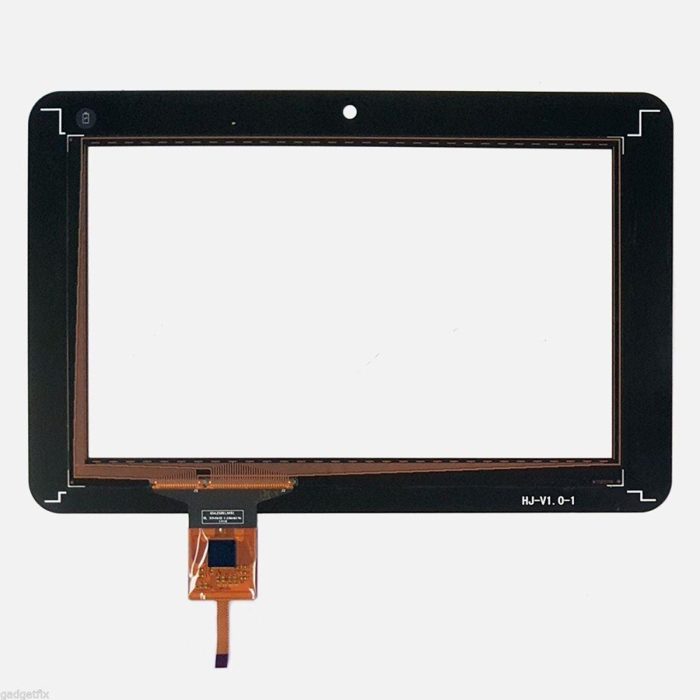 "Nabi 2  7/"" Tablet NV7A Replacement Back Cover Plate"