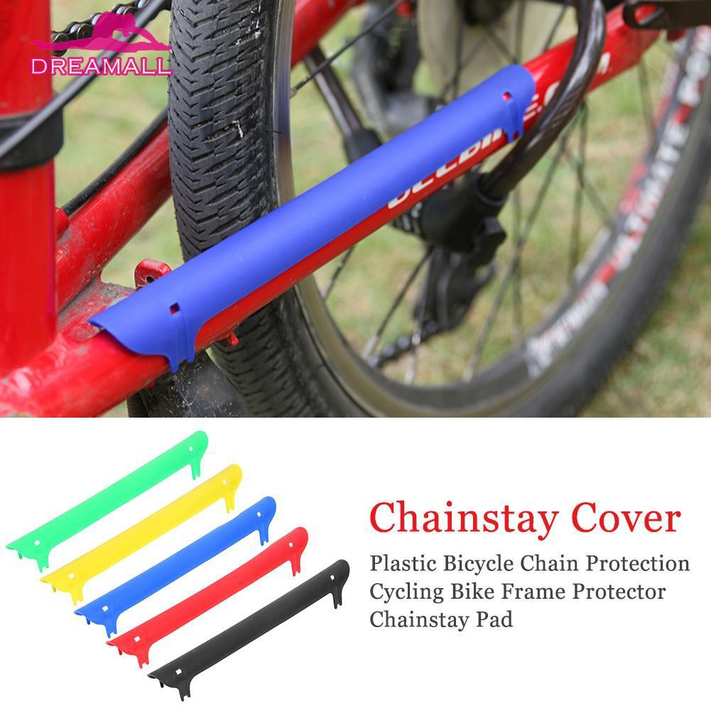 2Pcs Mountain Bike MTB Bicycle Chain Stay Pad Protector Rear Frame Cover Care