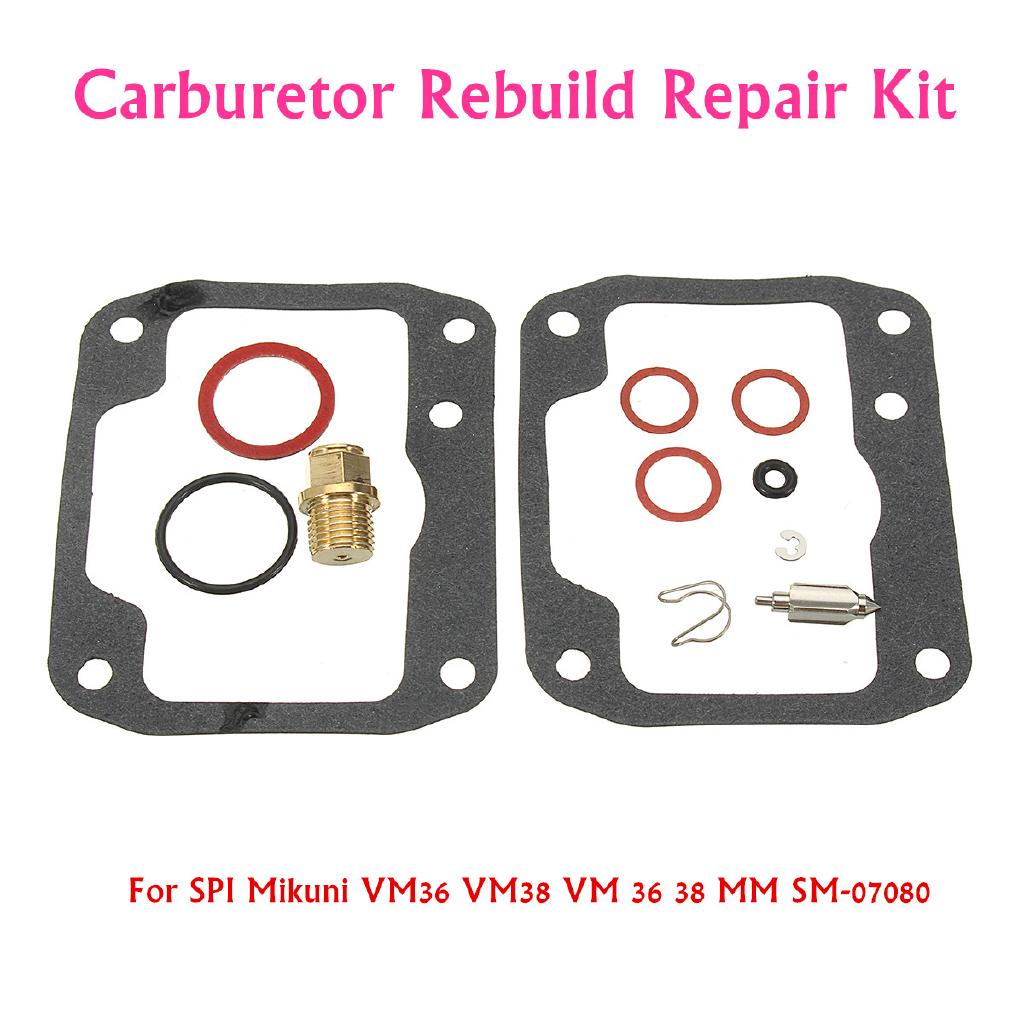 Carburetor Rebuild Repair Kit For SPI Mikuni VM36 VM38 VM 36 38 MM