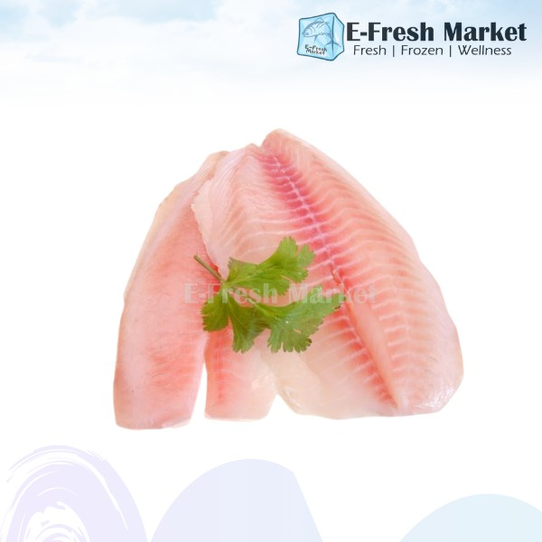 Tilapia Fish Fillet 200g Penang Only