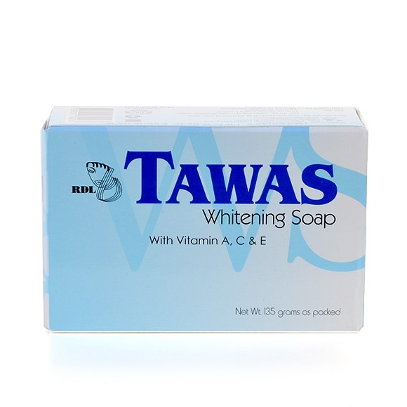 Tawas Whitening Soap (135g)