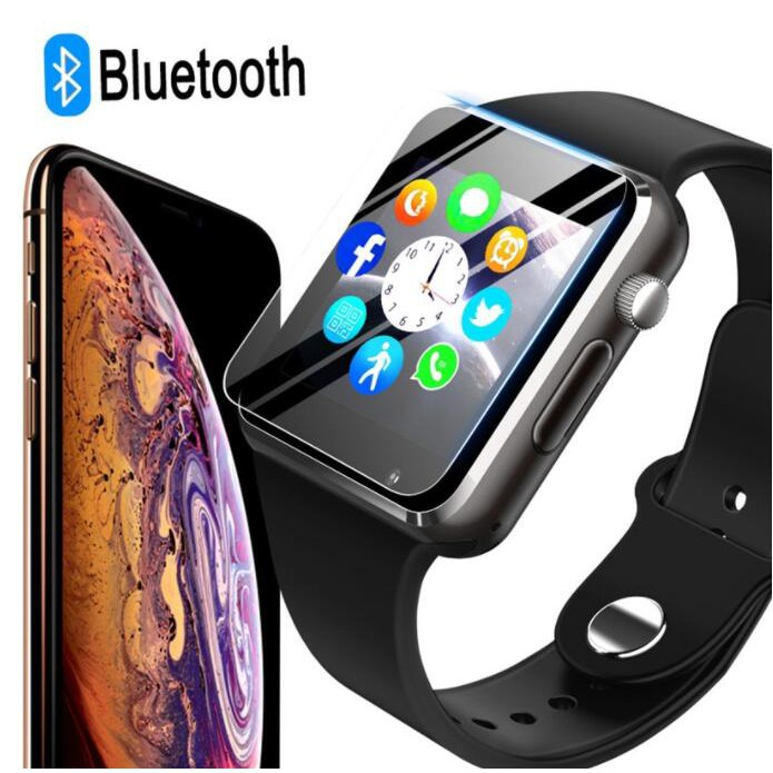 Smart Watch Smartwatch Bluetooth Wrist Sport Watch SIM Phone Camera  WristWatch