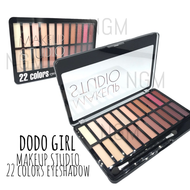 Dodo Girl Eyeshadow 22 Colors Gift
