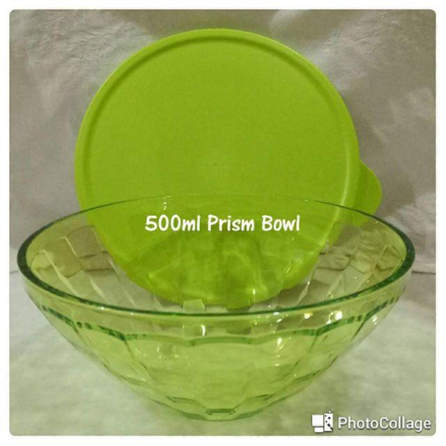 Tupperware Prism Bowl 500ml
