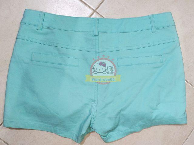 💥💯🆕skirt pant with flower diamond 👖👖apple green L