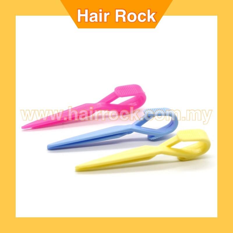 Plastic Small Hair Clip (75G/BOX)