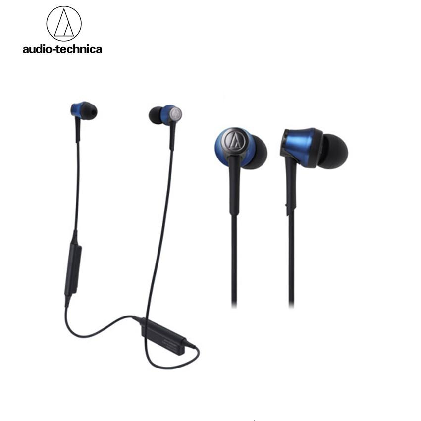 Audio-Technica Sound Reality Wireless In-Ear Headphones ATH-CKR55BT