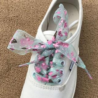 Party Boots Shoe Laces Strings Satin Silk Ribbon Shoelaces