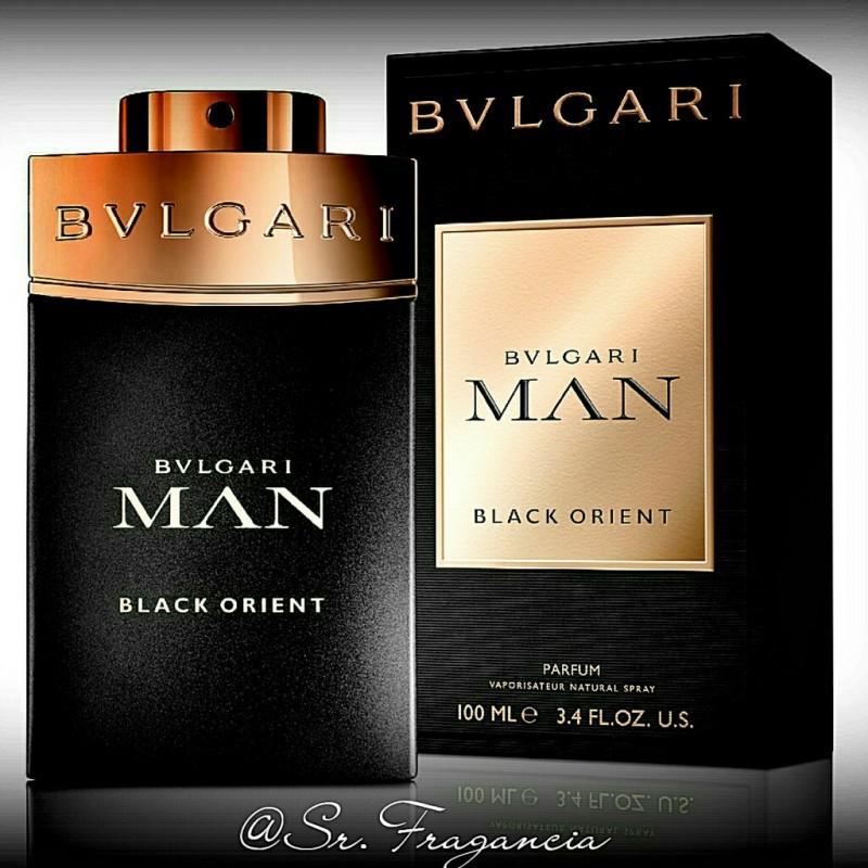 a0665adc09 Bvlgari Man Black Orient by Bvlgari for Men - Eau de Parfum, 100ml | Shopee  Malaysia