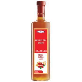折扣 MHP Miracle Natural Multiflora Honey (1030gm)神奇天然上等野山蜂蜜
