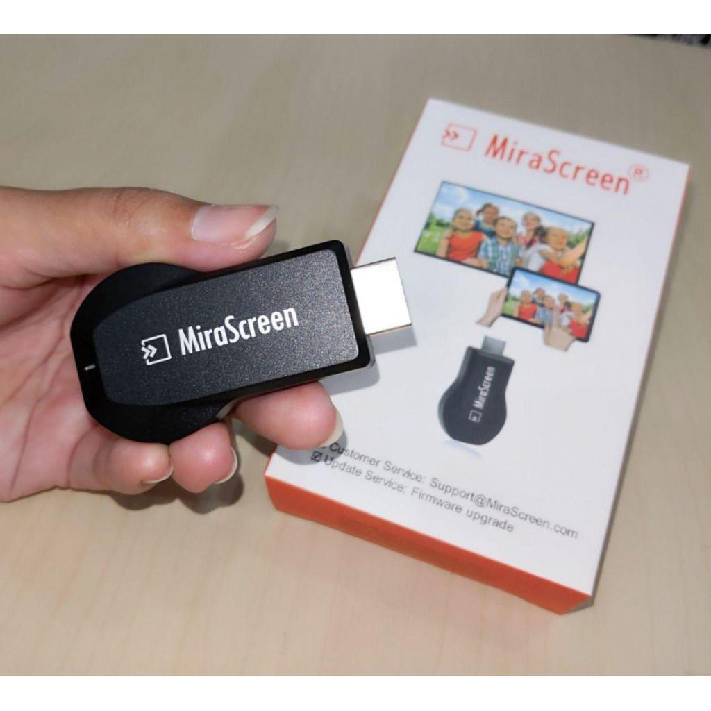 READY STOCK Mirascreen Wireless Display Wi-Fi Display Receiver ANYCAST  M4+stream
