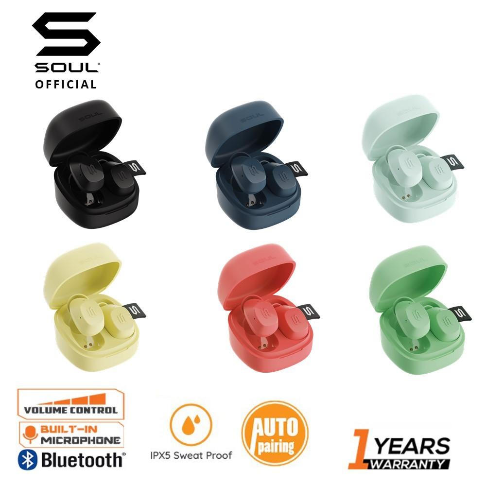 SOUL S-Nano Ultra Portable True Wireless Earphones