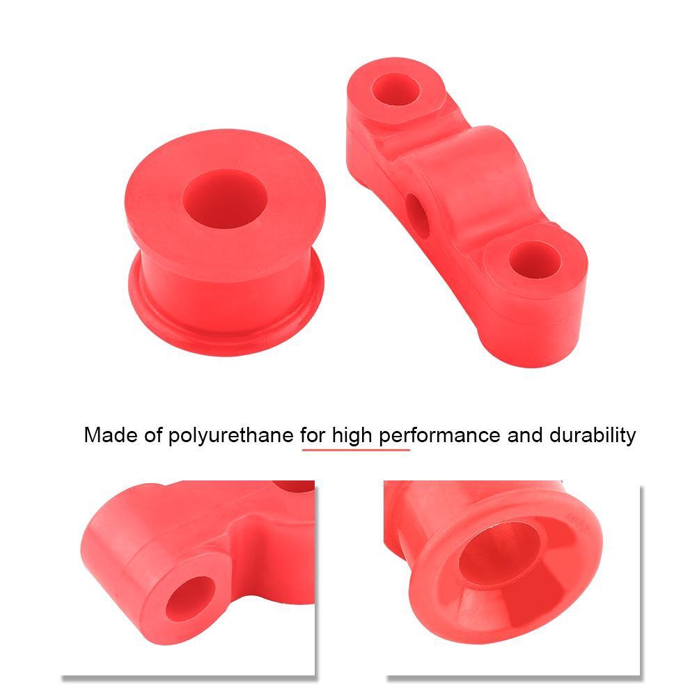 Red Duokon Car Auto 4mm 5 Meters Silicone Vacuum Tube Hose Pipe Silicon Tubing Universal