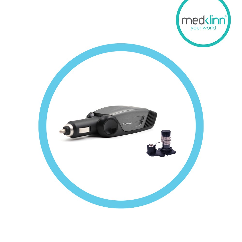 Medklinn Autoplus In-Car Air+Surface Sterilizer + Cartridge Combo