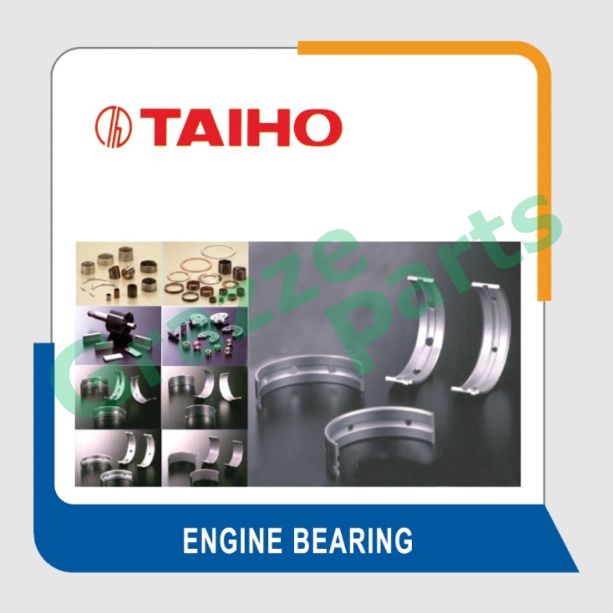 Taiho Main Bearing STD Size M461H for Honda Civic B16A SR4 DOHC Civic Prelude Integra B18A