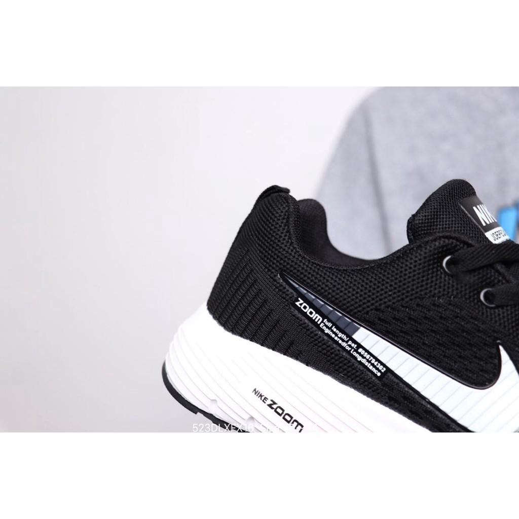 kampanjkoder 100% hög kvalitet skor för billiga Nike AIR ZOOM PEGASUS FLYKNIT black-and-white moon landing flying ...