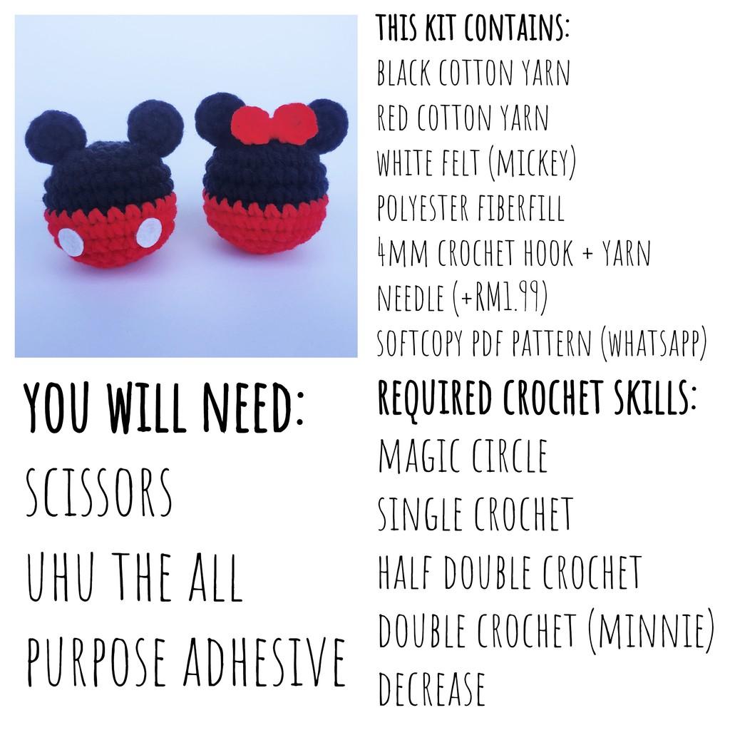 10 Best Beginner Crochet Kits - The Creative Folk | 1024x1024