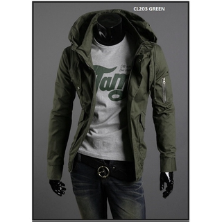 f0f7afd4787 Bomber Jacket CL203 Korean Style Jacket Smart Casual | Shopee Malaysia