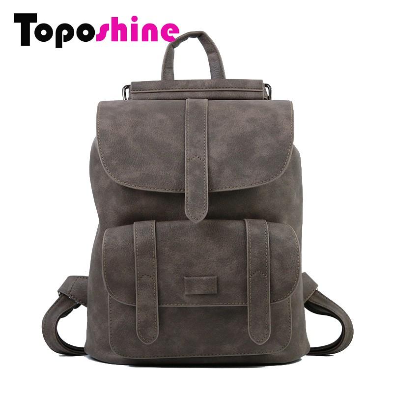 b53538a18c2 ... best loved 96d8c 20723 Bolish New Travel Backpack Korean Women Female  Rucksack Leisure Student School bag ...