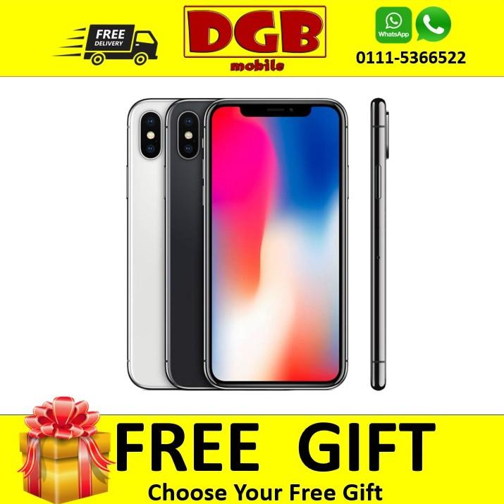 Iphone X (256GB) (64GB) (Apple Malaysia Warranty)