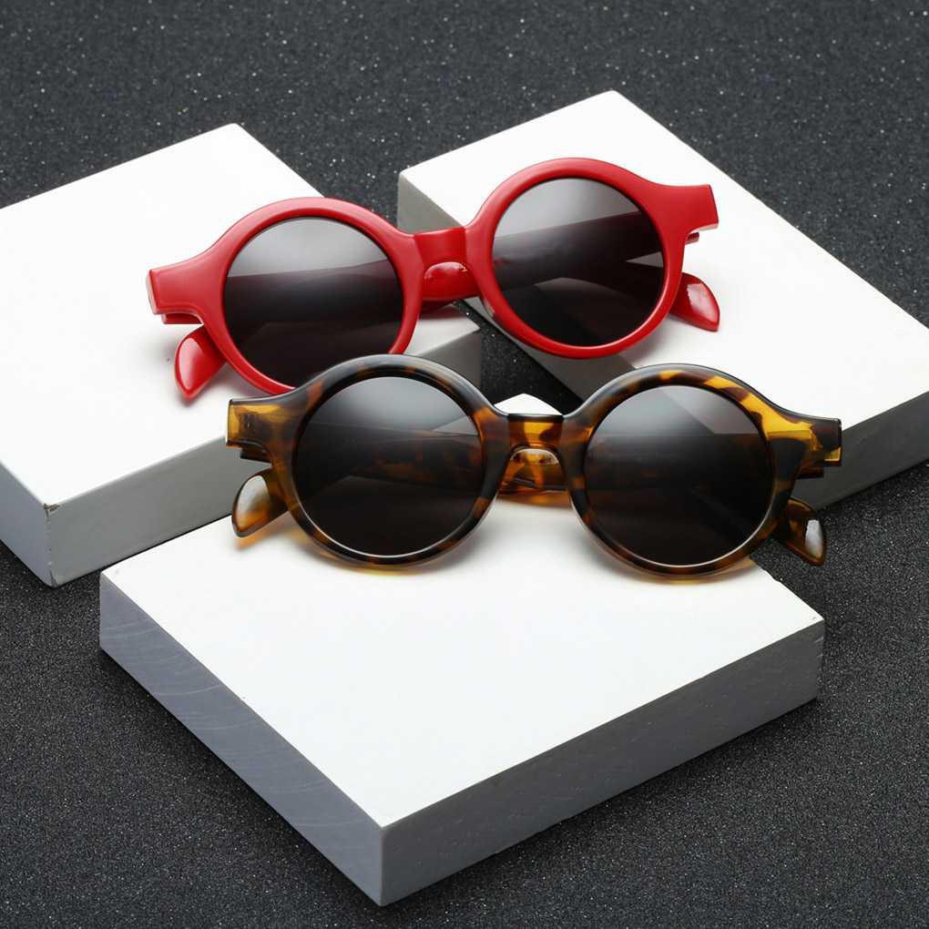 60b8684a8 ProductImage. ProductImage. Women Circle Round Plastic Frame Sun Glasses UV  Protection Shades Eyewear ...
