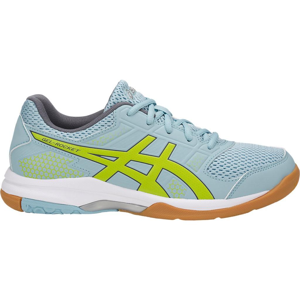 380964fefb Asics Badminton Shoes Gel-Rocket 8 B756Y-020 Women's | Shopee Malaysia