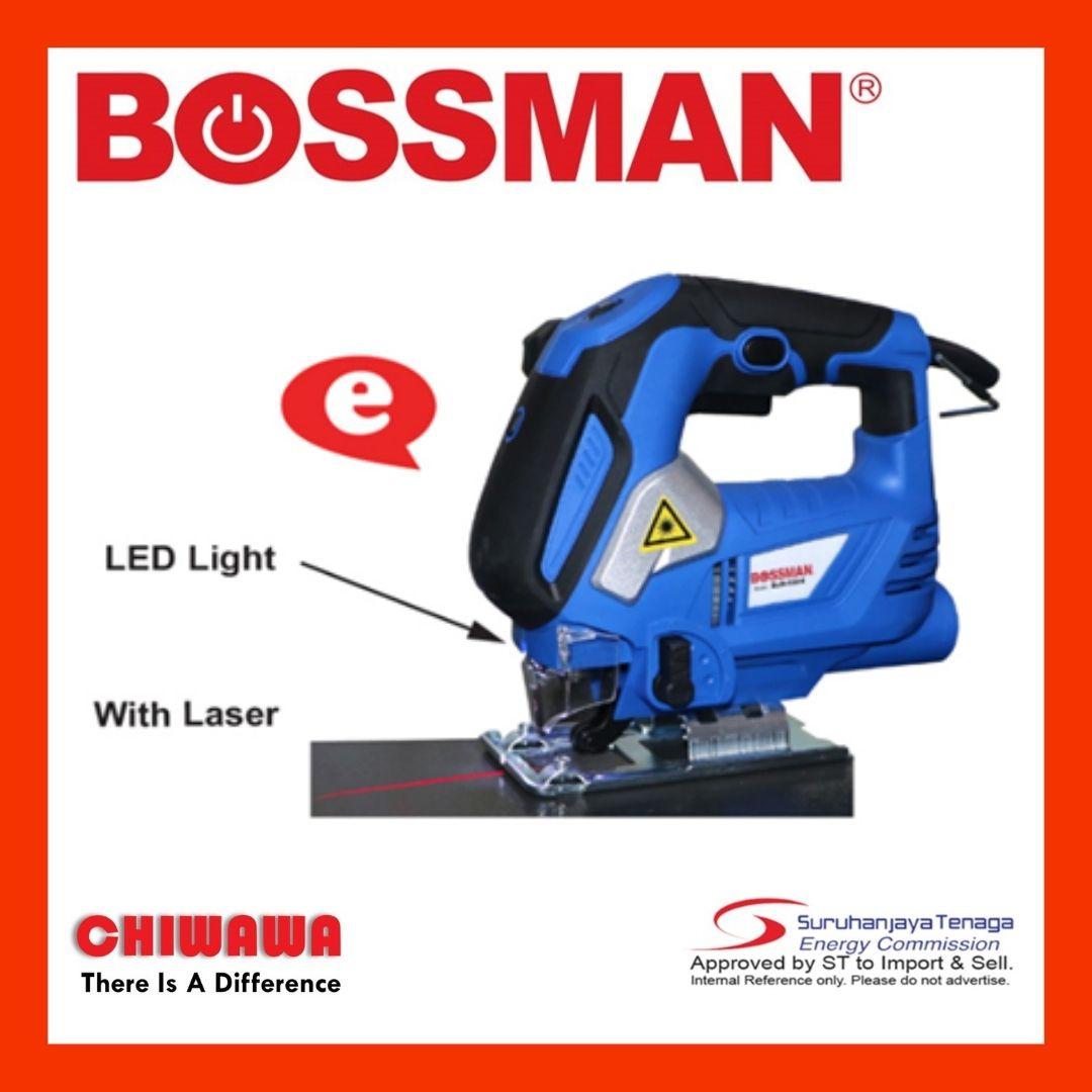 BOSSMAN Jigsaw 610W - BJS 6504