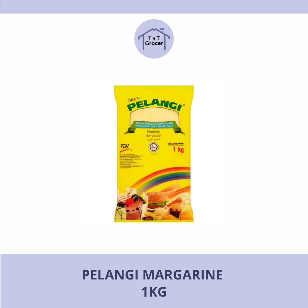 Pelangi Margarine (1kg)