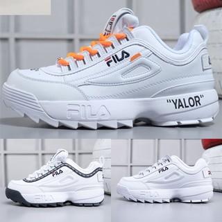 FILA Fila official website men's shoes destroyer 2 leather ...