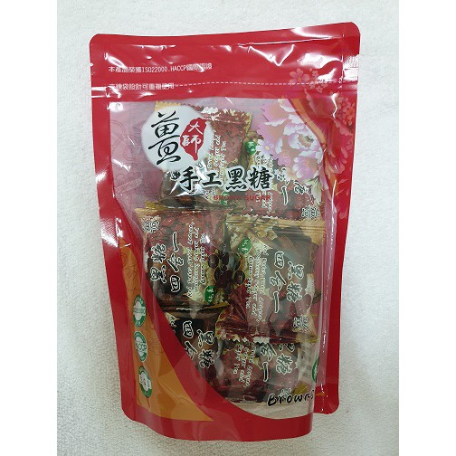 [READY STOCK] 姜大师手工黑糖姜母茶(黑糖4合1)Taiwan's Brown Sugar Ginger Tea - 4 in 1 400g