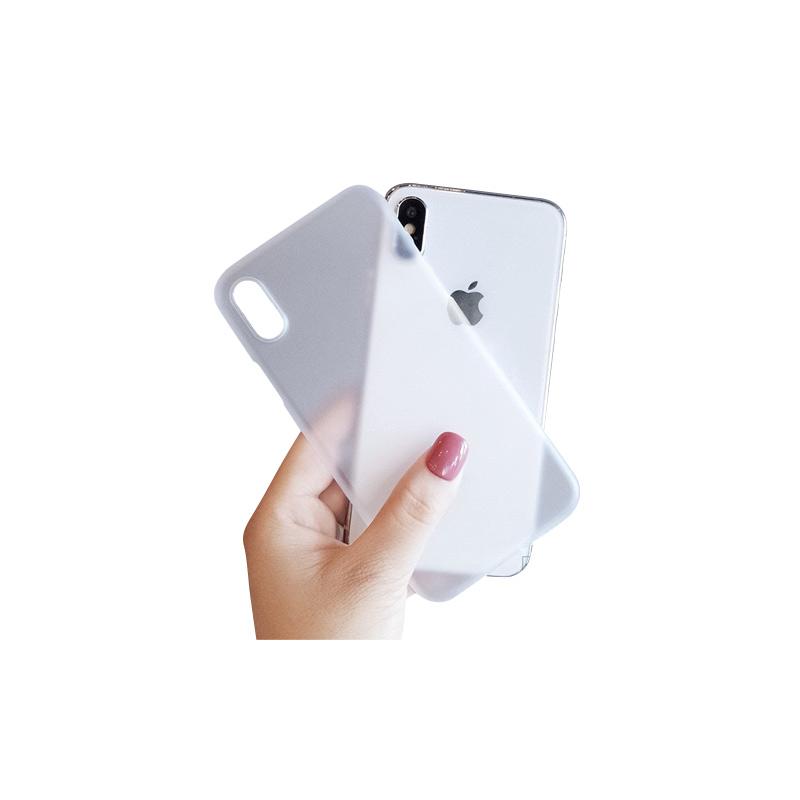 เคสโทรศัพท์มือถือ แบบบาง สําหรับ iPhone 11pro 6 7 8 Plus X Xs Xr Xs Max
