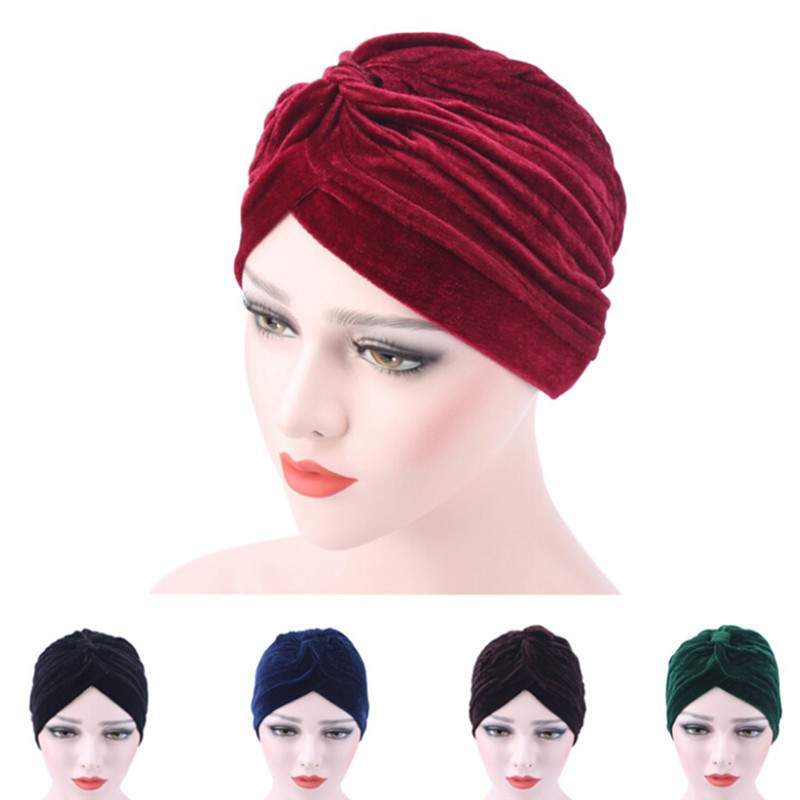 aaee9ff0585 velvet turban - Hats   Caps Prices and Promotions - Accessories Feb 2019