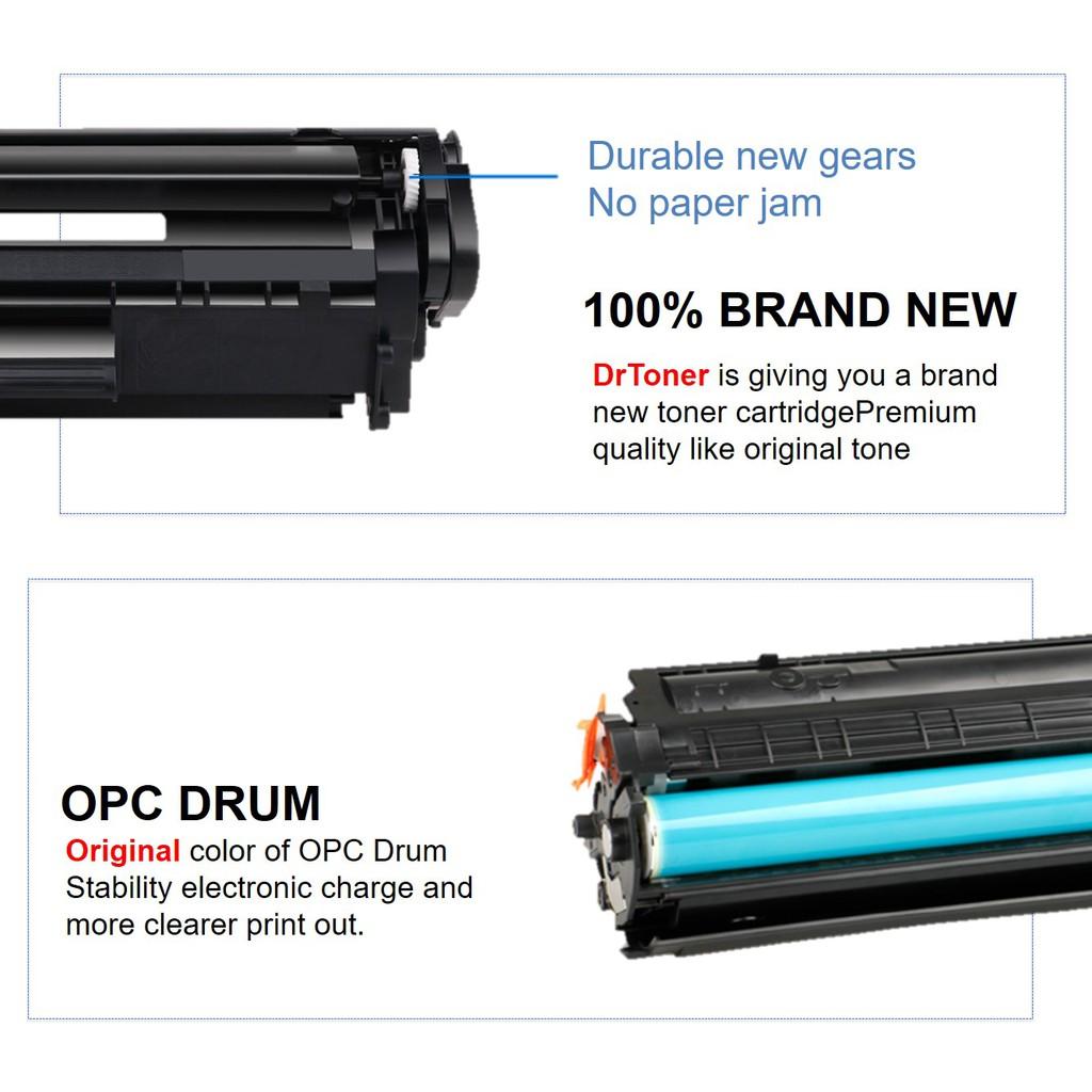 Compatible Dr Toner HP CF217A - 17A - LaserJet Pro M102w