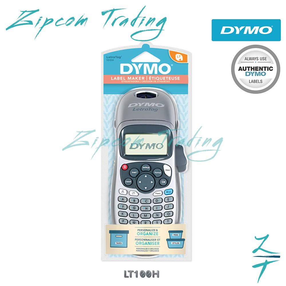 DYMO Letratag LT-100H & LT-100T Handheld Label Maker