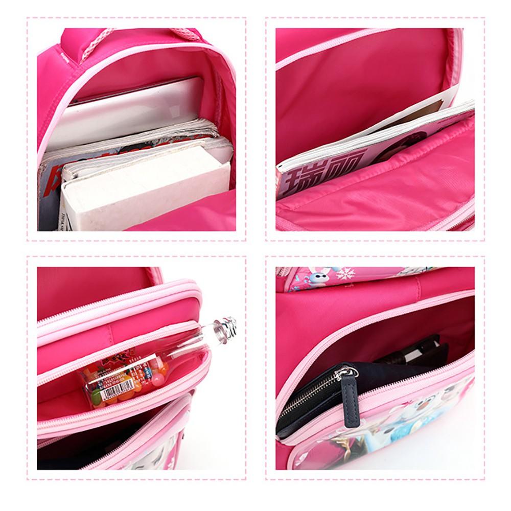 Primary Student School Bag Backpack Kid Bag for Girl & Boy