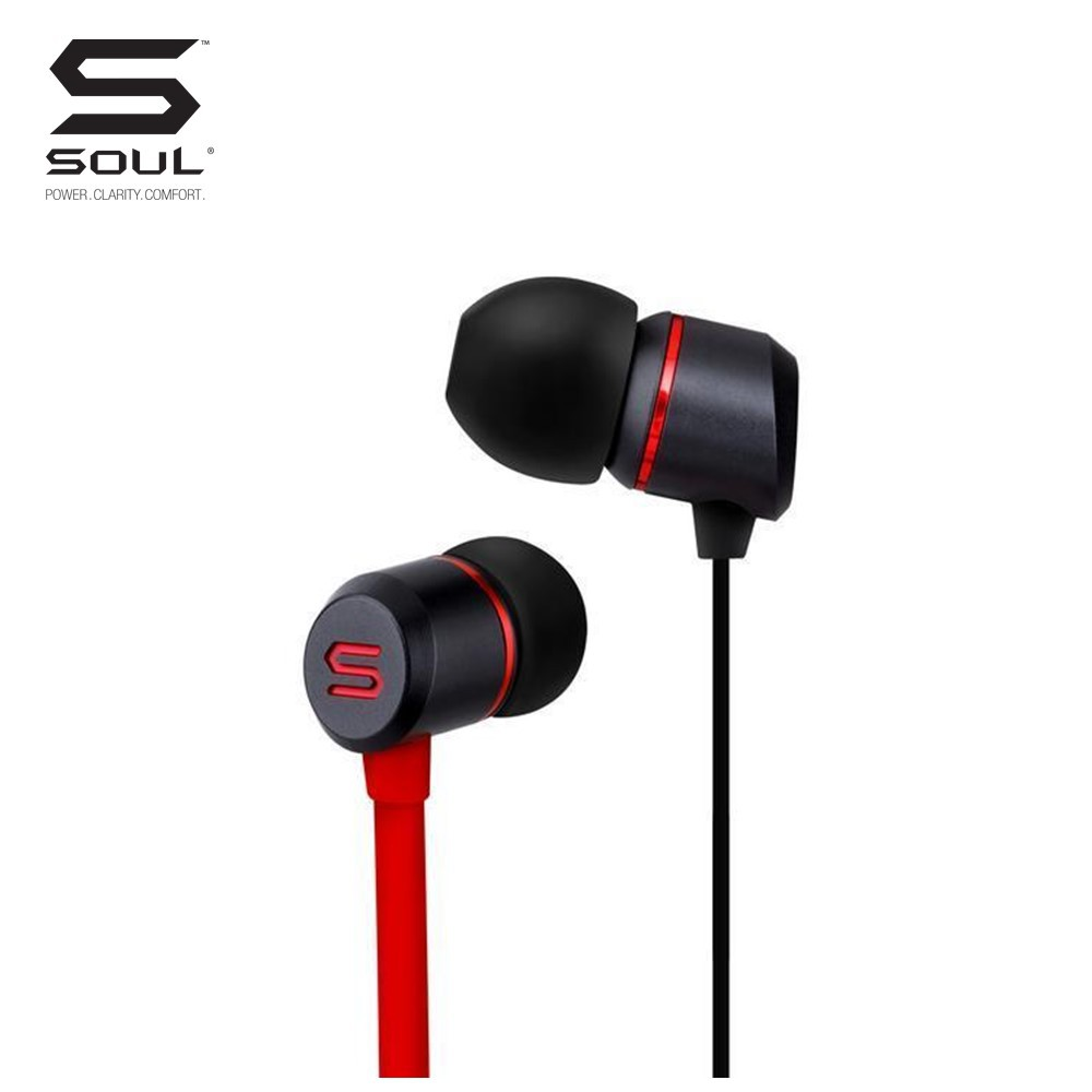 Soul Prime 2 Optimal Acoustics In-Ear Headphones