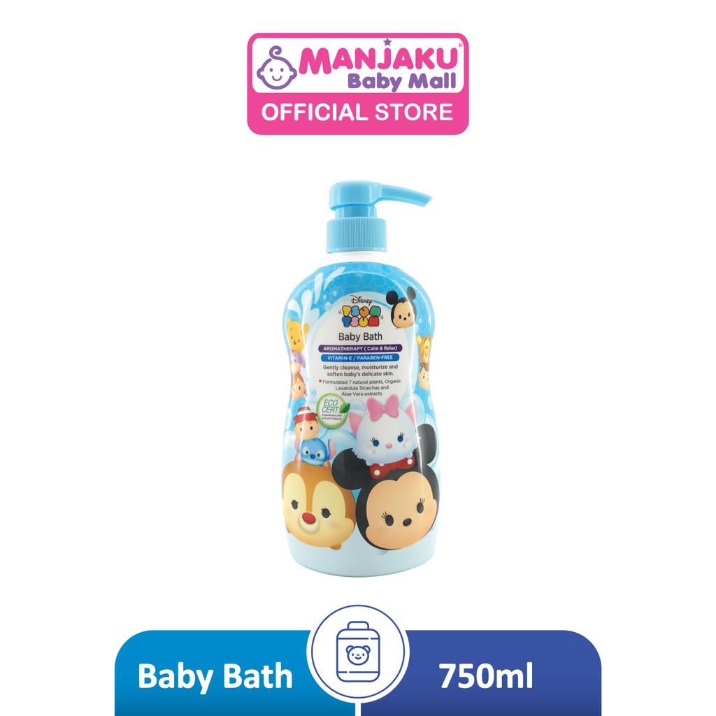 Disney Tsum Tsum Baby Bath (750ml) - Vitamin E / Pareben Free