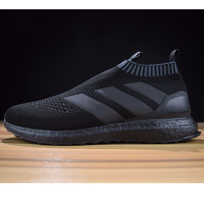 5c9594a0 ProductImage. ProductImage. ADIDAS Kith x Ace 16+ PureControl Ultra Boost  all black ready stock ...