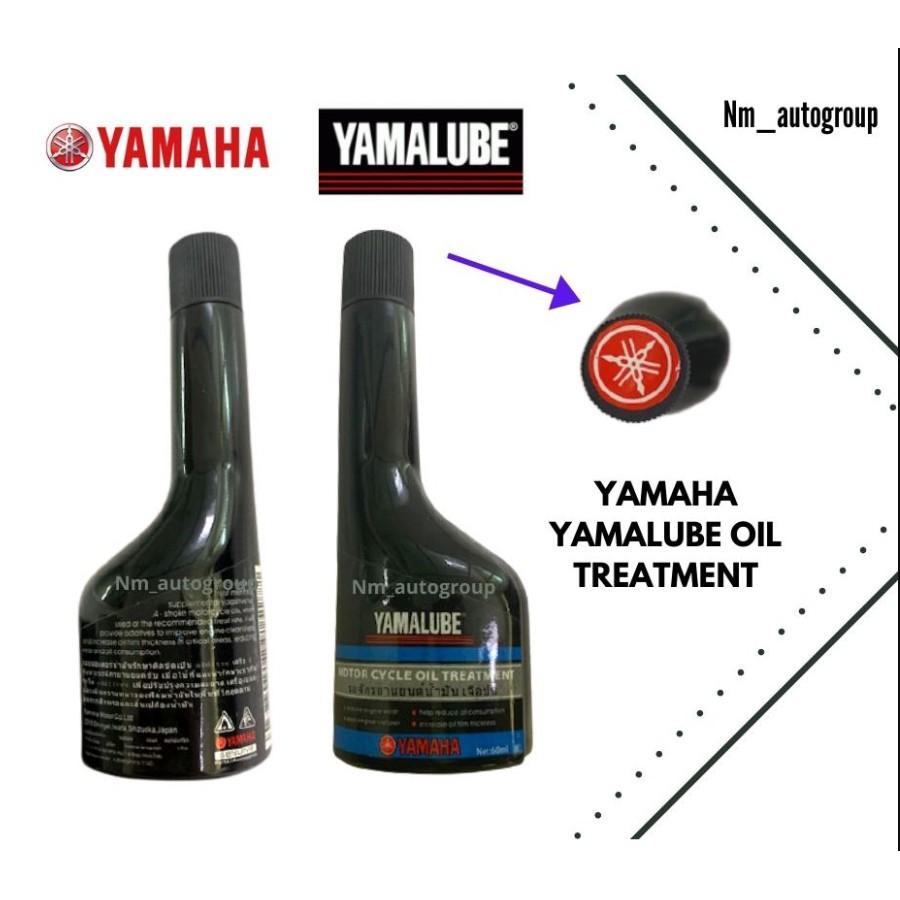 [READY STOCK]YAMALUBE OIL TREATMET 60ML