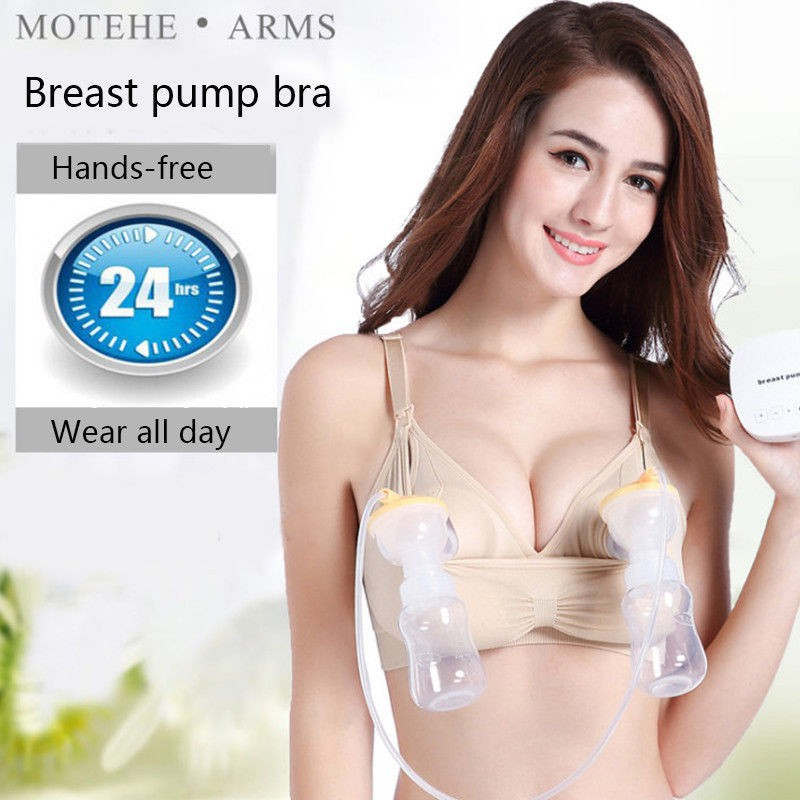 a80bd42325 FAS☞Breast Feeding Maternity Bra Anti Sagging Front Hasp Underwear ...