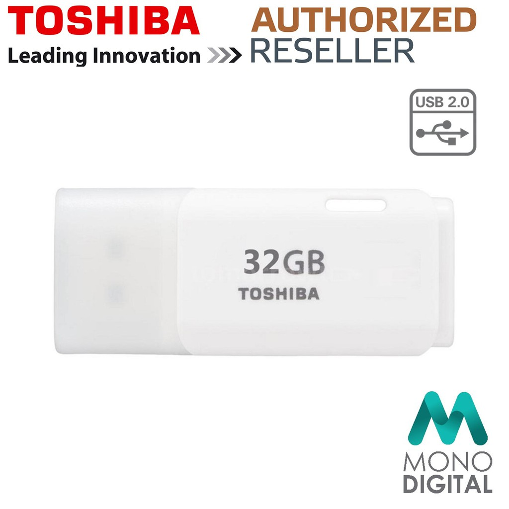 Toshiba Hayabusa 8GB/ 16GB / 32GB USB 2 0 Flash Drive Pendrive