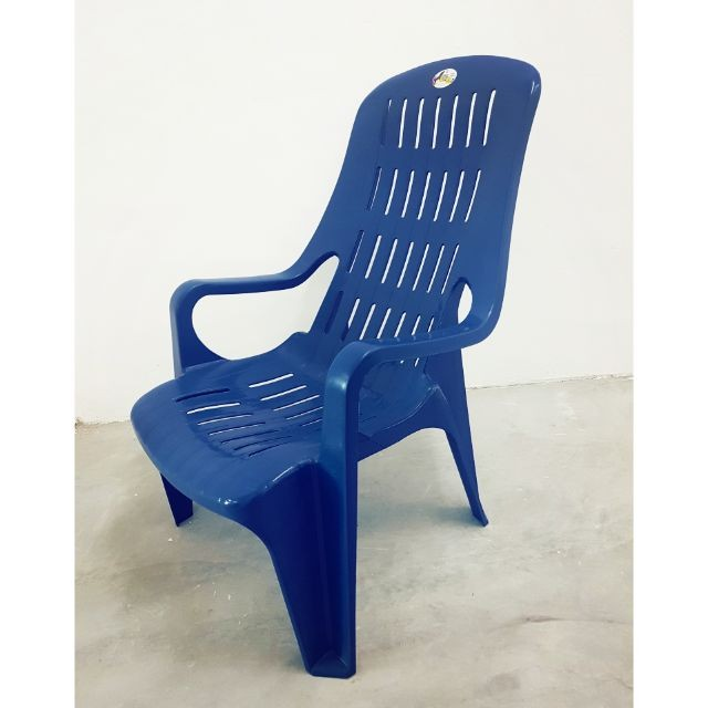 Maxonic Relax Chair Blue color / Kerusi Selesa Warna Biru