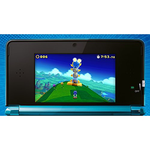 Sonic Lost World - Nintendo 3DS