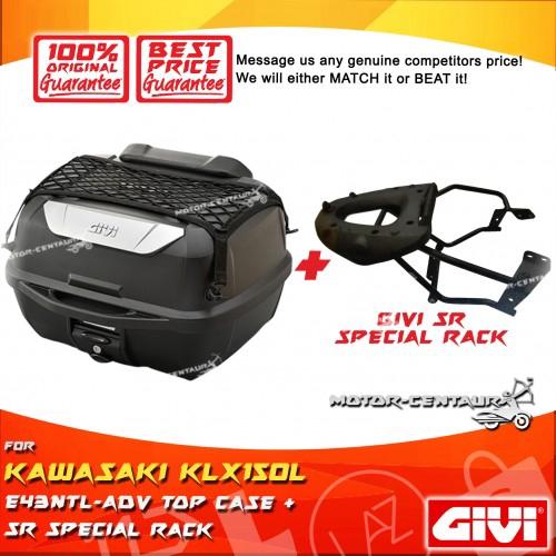 Givi Special Rack No Plate Sr Kawasaki Z125 Shopee Malaysia