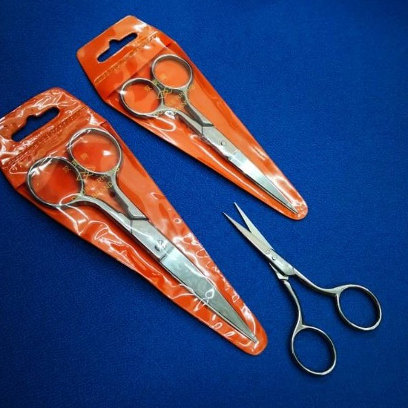 Double Rhomb Scissors Ori